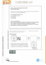 certificat ISO 9001_climavent construct